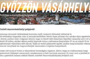 100 közéleti személyiség hívja szavazni a marosvásárhelyi polgárokat - íme, a lista