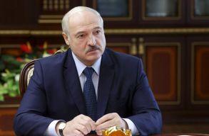 Alekszandr Lukasenka letette a hivatali esküt – titokban