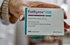 Ismét hiánycikk lett, ezért esélyes, hogy drágulni fog az Euthyrox