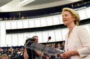 Von der Leyen: az uniós alapok megvonását kockáztatják, akik nem tartják tiszteletben az LMBTQ-személyek jogait
