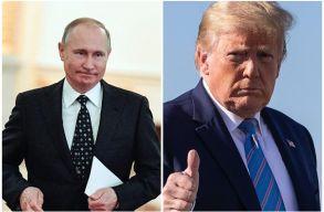 Nemcsak Trumpot, most már Putyint is Nobel-békedíjra jelölték