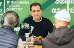 Megfertõzõdött koronavírussal Antal Árpád Sepsiszentgyörgy polgármestere