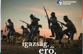 """""""Igazság, erõ, felemelkedés"""" - magyar háborús propaganda 2020-ban?"""