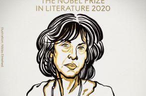 Louise Glück amerikai költõ kapta az idei irodalmi Nobel-díjat