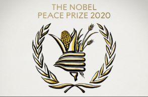 A Világélelmezési Program kapja idén a Nobel-békedíjat