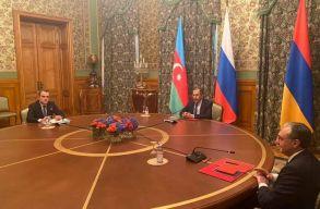 Tûzszünetben állapodott meg Azerbajdzsán és Örményország