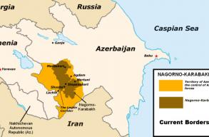 El se kezdõdött, vége szakadt az azeri-örmény tûzszünetnek