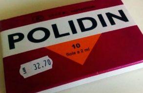 Ismét forgalomba kerülhet a Polidin nevû gyógyszer