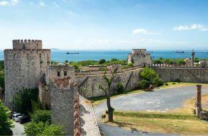 Felújítják a Héttorony erõdöt: múzeum és kulturális központ lesz a hírhedt középkori börtönbõl