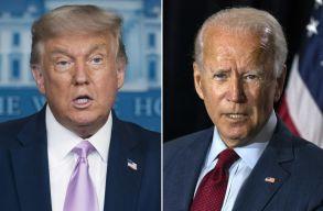 A közvéleménykutatások szerint Biden a legjobban álló kihívó mióta ezt mérik