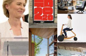 Ursula von der Leyen az új európai Bauhausról írt publicisztikát nekünk, romániai polgároknak