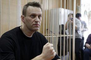 Az EU szankciókat vezetett be a Navalnij elleni merényletkísérlet ügyében