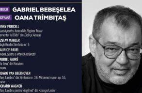 In Memoriam Marius Tabacu: üres teremben rendkívüli koncerttel búcsúzik a kolozsvári filharmónia