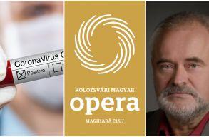 Közleménydömpinggel álltak ki a Kolozsvári Magyar Opera alkalmazottai a vezetõség mellett