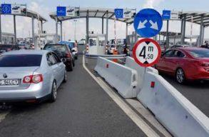 60 ezer állampolgár lépte át a román határt az elmúlt 24 órában