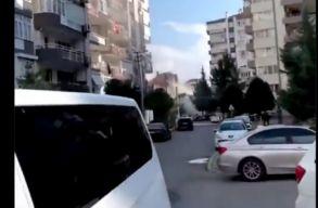 Frissítve: A törökországi földrengésnek 14 halottja és több mint 400 sérültje van