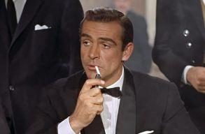 Meghalt Bond. James Bond. A legendás Sean Connerytõl búcsúzik a filmvilág