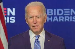 Biden azt ígéri, elnöksége elsõ napján újra csatlakoznak a párizsi klímaegyezményhez