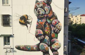 Graffitik a veszélyeztetett állatokért
