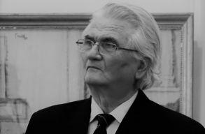 Elhunyt Essig József fotómûvész, operatõr