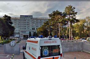 A suceavai megyei kórház átmenetileg nem fogad több beteget mobilegységében