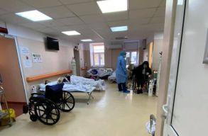 """""""A román egészségügyi rendszer ezzel már nem tud szembenézni és összeomlik"""""""