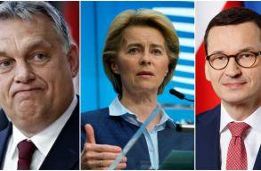 Orbán Viktor és a lengyel miniszterelnök a végsõkig elmegy az EU-val folytatott háborúban
