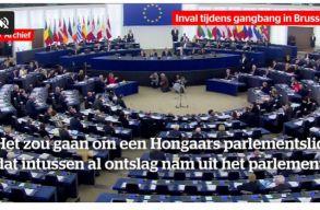 Frissítés: az illegális brüsszeli orgia miatt mondott le a Fidesz egyik EP-képviselõje