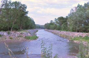Elsõfokú árvízriasztás a Túr, Lápos, Fekete-Körös és Fehér-Körös folyón