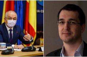 Emil Boc nagyon nekiment az egészségügyi miniszternek az oltási kampány finanszírozását illetõen