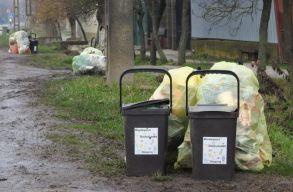Mégiscsak lehetséges: az érmelléki Szalacson sikerül teljesíteni az EU-s elvárásokat a hulladékgyûjtés terén
