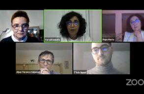 Transindex-kerekasztal: Az online tanítás színe és fonákja (videó)