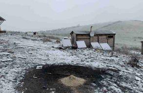 A BBTE szociológiai tanszéke meleg takarókat és kabátokat gyûjt Patarét lakóinak