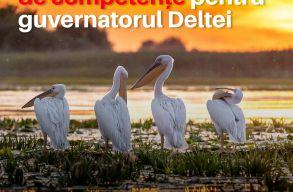 Ivan Patzaichin segít az USR-PLUS-nak megtalálni a Duna-delta rezervátumának kormányzóját
