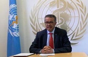 """WHO: """"morális katasztrófa"""" szélén állunk, a szegény országoknak alig jut vakcina"""