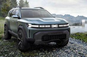 Szatmári dizájner tervezte a Dacia következõ nagy dobását
