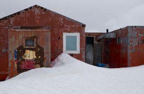 Földrengés volt Antarktiszon- kitelepítik az érintetteket