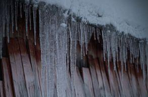 Hétfõig rendkívüli hidegre számíthatunk