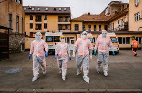 Egy év koronavírus Romániában: az elsõ betegtõl a harmadik hullámig