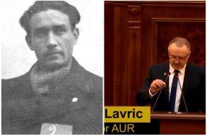 Antiszemita vasgárdistát istenített az AUR szenátora, a holokauszt-kutató intézet kiakadt