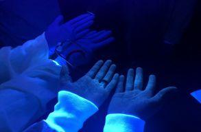 A közegészségügyi intézet figyelmeztet: az UV lámpák veszélyesek, nem alkalmasak iskolai fertõtlenítésre