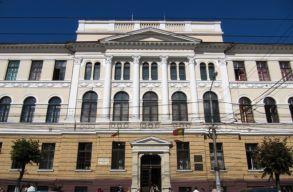 Kolozs megye: a J�nos Zsigmond Unit�rius Koll�giumban mindenki �tment az �retts�gin