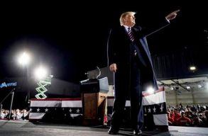 Saját közösségi oldalt indít a Facebookról és a Twitterrõl letiltott Donald Trump