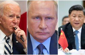 Az irtózatos nagy balhé – mennyire törvényszerû egy globális konfliktus kialakulása?