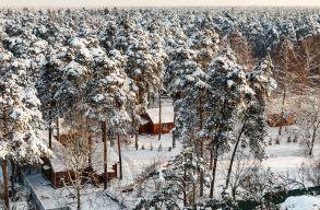 Nagy hideg, sok hó várható a héten