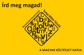 A diákok megírták, a színészek elmondják, a Látó publikálja - versünnep a költészet napjára Marosvásárhelyen!