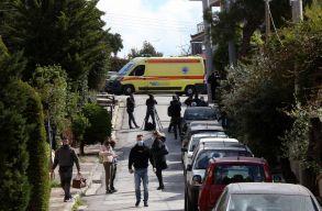 Újságírógyilkosság Görögországban: Jéorjiosz Karaivazzal hét golyó végzett