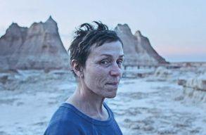 A nomádok földje lett a legjobb film a BAFTA-n