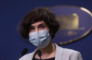 Andreea Moldovan volt az egyetlen járványügyi szakember a minisztériumban, sikeresen eltávolították