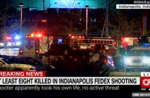 Lövöldözés egy FedEx-létesítményben, nyolcan meghaltak